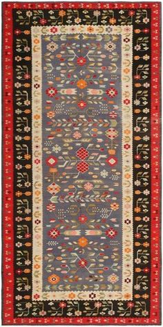 Antique Romanian Bessarabian Kilim 46919 Nazmiyal - By Nazmiyal Persian Carpet, Persian Rug, Ethnic Patterns, Popular Art, Cool Rugs, Traditional Rugs, Showcase Design, Oriental Rug, Romania