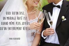 Citation mariage d'Yvan Audouard