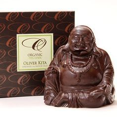 oliver kita chocolate buddha | Vegan Organic Chocolates by Oliver Kita More