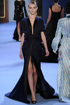 Ulyana Sergeenko | Spring 2014 Couture Collection | Style.com