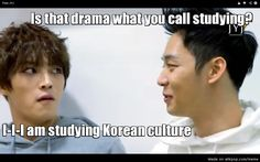 My life. ~~ LOL I study a lot then xd