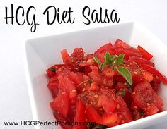 Salsa HCG Diet Salsa for a phase 2 vegetable recipe for the HCG Diet. This HCG recipe is super easy & yummy! HCG Diet Salsa for a phase 2 vegetable recipe for the HCG Diet. This HCG recipe is super easy & yummy! Hcg Diet Recipes, Cooking Recipes, Healthy Recipes, Free Recipes, Hcg Meals, Keto Foods, Clean Eating, Healthy Eating, Homemade Salsa