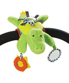 Take a look at this Play & Go Alligator Toy by Parents by Manhattan Toy on @zulily today!