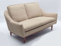 1960's Sofa by Jens Risom   From a unique collection of antique and modern sofas at http://www.1stdibs.com/furniture/seating/sofas/