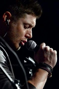 Great photo of Jensen!