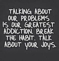 Joys.