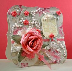 ODBDSLC202 Flowers for Brenda by Love Stampin!!!!!!!! - Cards and Paper Crafts at Splitcoaststampers