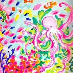 Lilly pulitzer fabric animals - - Yahoo Image Search Results