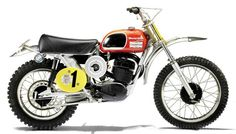 Husqvarna 400 Cross