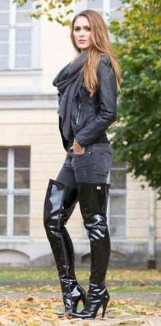 Nele walk in boots