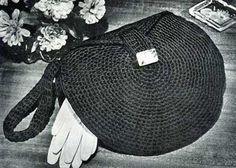 Bag No. 2788 This free pattern originally published by Clark's O.N.T. J&P Coats as Bags, Book 228.Bag No. 2788   Crochet Patterns