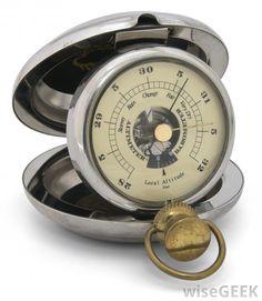 handheld barometer