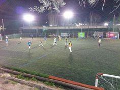 7x7 football pitch
