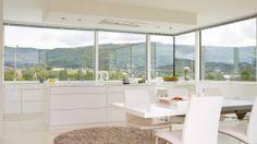 Kvik kitchen in Norwegian Huseby house
