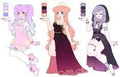 Revealed+Aesthetic+Adopts+Batch+#3+(CLOSED!)+by+LunaOfWater.deviantart.com+on+@DeviantArt