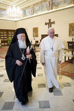F.G. Saraiva: Terra Santa: Papa Francisco e patriarca Bartolomeu...