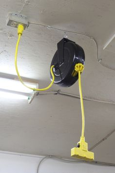 Kitchen Cord Reel Watertight Extension Providing Safe