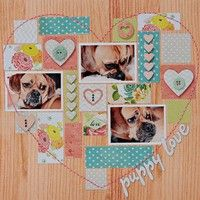 A Project by LynnGhahary from our Scrapbooking Gallery originally submitted 06/18/12 at 10:24 AM