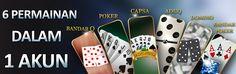 Situs Judi qiu qiu Di Indonesia - Kingqiuqiu Agen Indonesia yang memberikan segala jenis permainan Bandar Q, Poker, Capsa, Adu Q, Domino, Bandar Poker dengan minimal deposit 10ribu