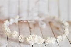 wedding crown white roses - Yahoo Image Search Results