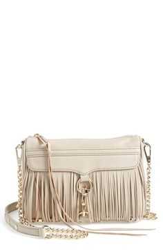 Rebecca Minkoff 'Fringe Mini MAC' Convertible Crossbody Bag (Nordstrom Exclusive) available at #Nordstrom