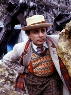 Sylvester McCoy, 7th Doctor