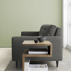 Muted green mixed with silver and sage. Restful and at ease, Green .03 is a…