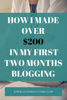 This is my income report for my second month of blogging. Can you believe that I was able to earn a small income from my blog this month? Check out how a new blogger was able to make money online!