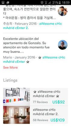 airbnb Profile, Be Nice, User Profile
