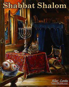 Alex Levin ~ Shabbat Shalom
