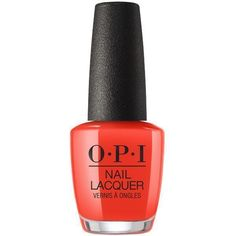 OPI is the salon nail brand worldwide and they believe color brings emotion to life. OPI is known for iconic shades, collections inspired by global destinations and partnerships with pop culture phenoms. Now in this Love OPI XOXO Nail Lacquer Collection. Opi Red, Bright Red Nails, Dry Nails, Opi Nail Polish, Nail Polishes, Manicures, Nail Polish Collection, Easy Nail Art, Holiday Nails