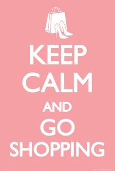 "I usually am not one to like the ""keep calm"" posters but this really spoke to mee haha!!"