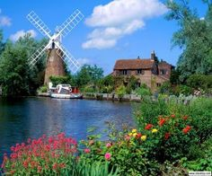 The Norfolk Broads - where we had many awesome holidays
