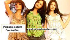 Crochet top - how to do it