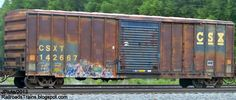CSXT+142667+BOXCAR+Single+Door+Railcar,+CSXT+Railroad+Macon+Georgia+Box+Car+Rail+Car+CSX+Railway+GA.+Freight+Train+Photo+++++++.JPG 1,600×67...