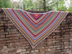Lost in Time Crochet Wrap