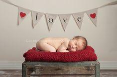 Newborn Love Banner