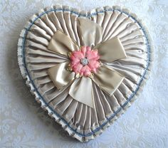 Vintage Valentine Candy Heart Box by such pretty things, via Flickr