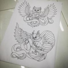 #mulpix Here's two owl chest pieces Iv drawn . .- -. TOKYOTATTOO , cheltenham , England  Hello@tokyotattoo.co.uk  Tyler@tokyotattoo.co.uk For enquiries ✏️✏️✏️✏️✏️✏️✏️✏️✏️✏✏️✏️✏️✏️✏️✏️✏️️ #tattoo  #tattoos  #tattooed  #tattooing  #tshirtbrand  #pinup  #pencil  #piercing  #art  #realism  #realismart  #realismtattoo  #realismdrawing  #drawing  #art  #sketch  #sullen  #ink  #inked