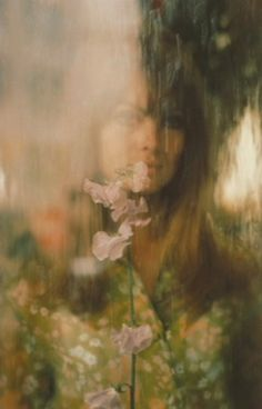 Jean Shrimpton by Saul Leiter, 1966