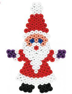 Père Noël Perles à repasser