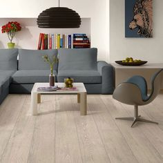 QuickStep LARGO Light Rustic Oak Planks Laminate Flooring 9.5 mm, QuickStep Laminates - Wood Flooring Centre