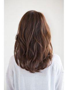 Haircuts Straight Hair, Haircuts For Medium Hair, Medium Hair Cuts, Long Hair Cuts, Hairstyles Haircuts, Medium Hair Styles, Curly Hair Styles, Brown Hair Balayage, Hair Highlights