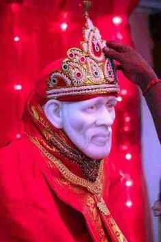 Sai Baba Hd Wallpaper, Sai Baba Wallpapers, Om Sai Ram, New Trends, Prayer, Captain Hat, Hats, Pictures, God