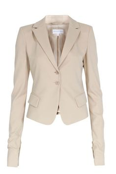 PATRIZIA PEPE Kurzblazer mit Pattentaschen bei myClassico - Premium Fashion Online Shop