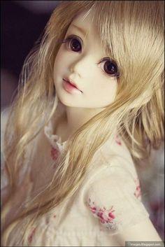 可愛い美しい人形 10