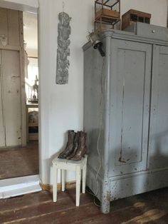 """princessgreeneye: Schlafzimmer im """"kleinen Haus""""..........."""
