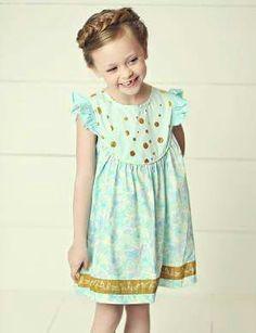 Matilda jane hello lovely collection all aflutter dress.