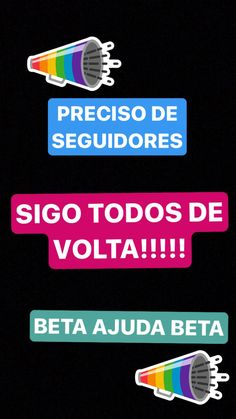 SIGO TODOS DE VOLTA!! Me ajudem pfvr. #timbeta#betalab#sdv#tim#timbetalab