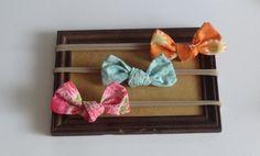 RTS Newborn bow headband set girl nylon headband photo by Ifonka